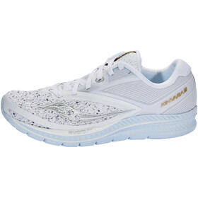 saucony Kinvara 9 Shoes Women White